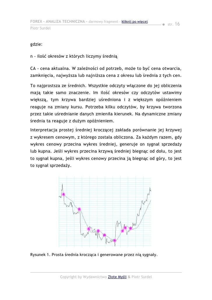 forex analiza techniczna