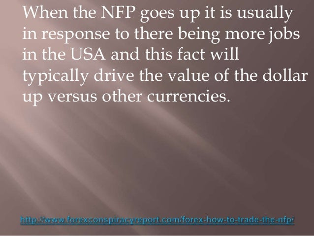 Forex how to trade nfp
