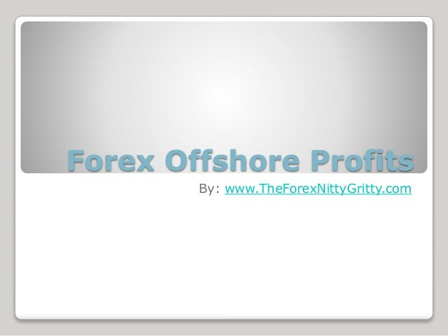 Forex offshore