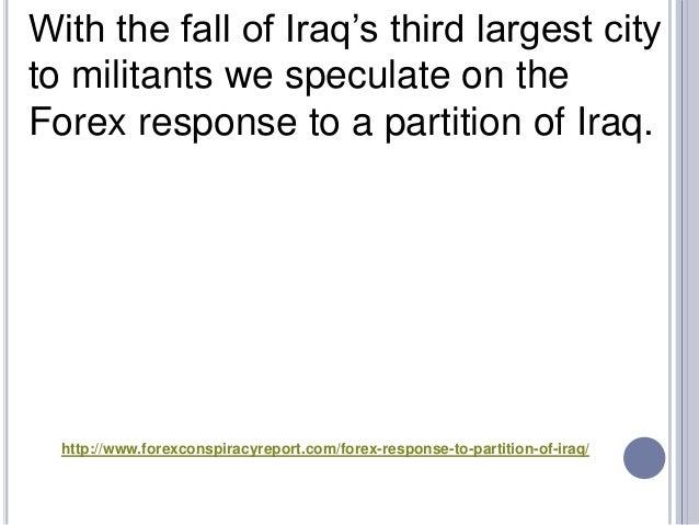 Iraq forex