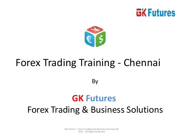 Forex trading education