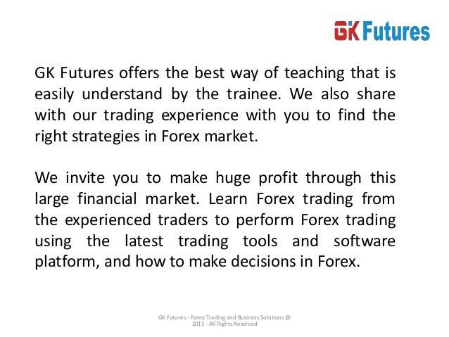 Forex trading training in uae