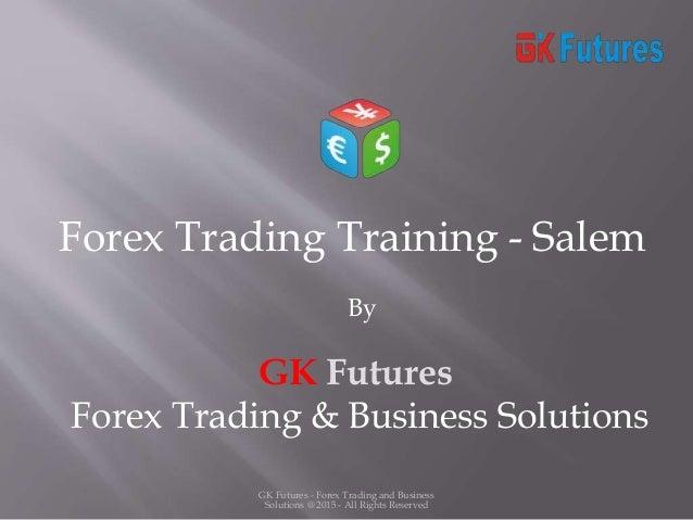 Gk forex trading
