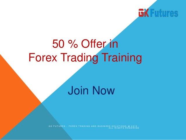 Forex training app