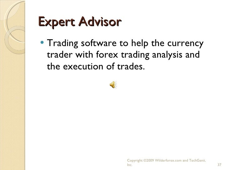 Trading currencies 101