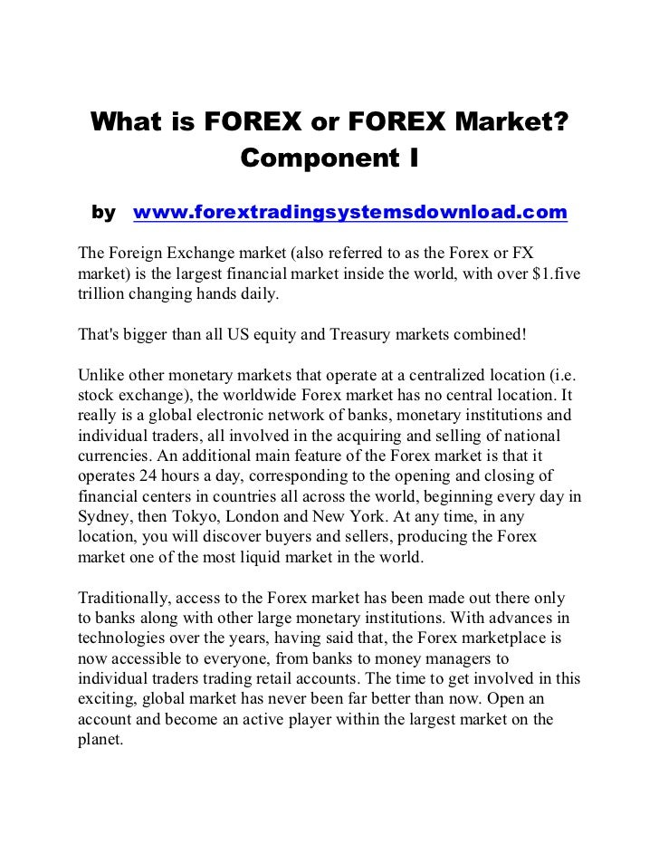 Strategies trading forex pdf