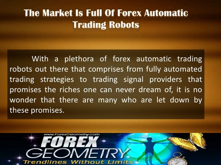 Automatic withdrawal forex broker