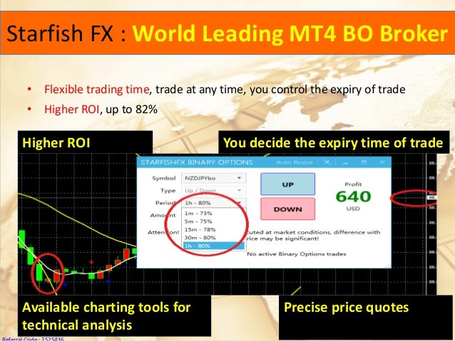 How to trading binary options book