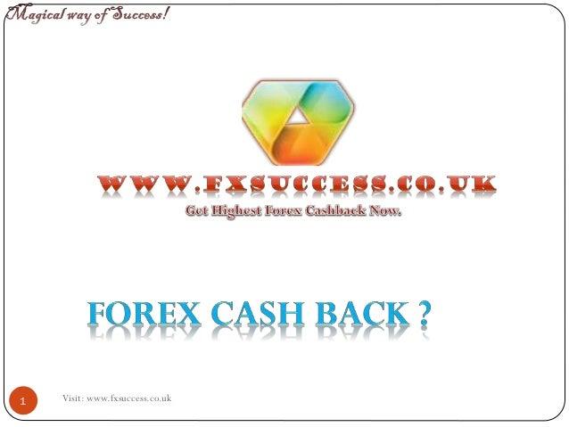 Forex cashback