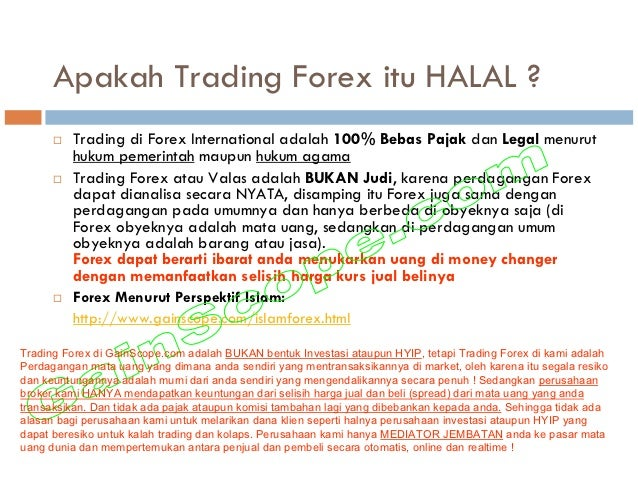 Pajak forex
