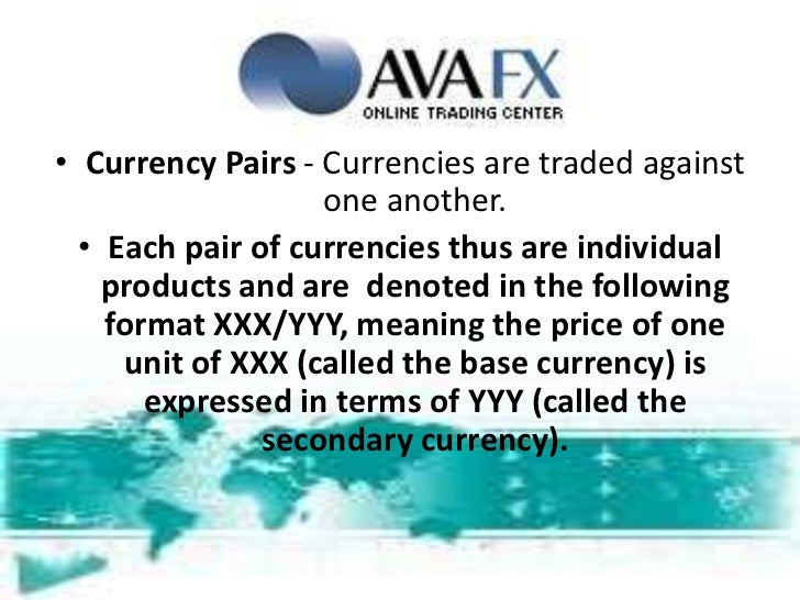 Forex words dictionary