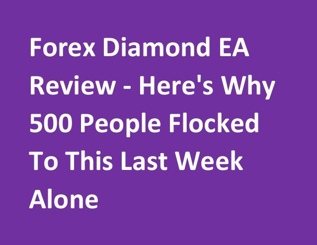 Forex ea ratings