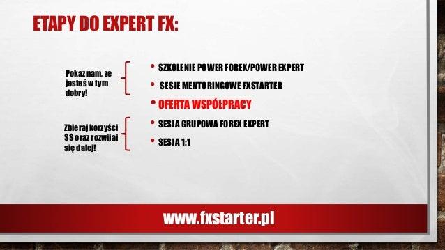 Forex szkolenie online