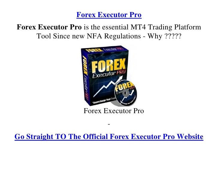 Forex executor pro share investment portfolio and age