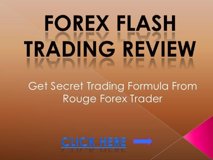 Forex flash trading