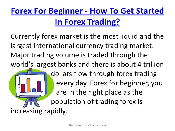 How to get involved in forex trading форекс тейкпрофит тралим