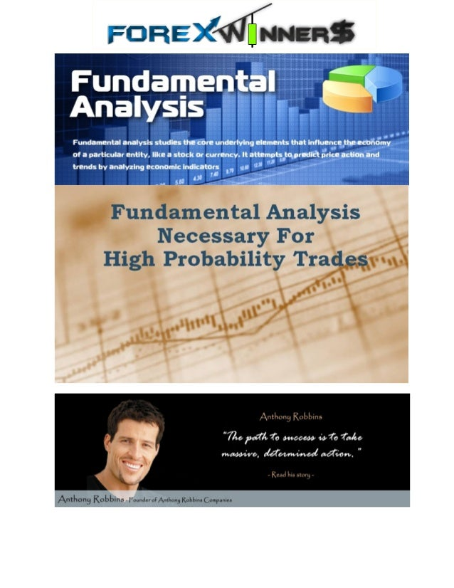 Forex fundamental analysis reports