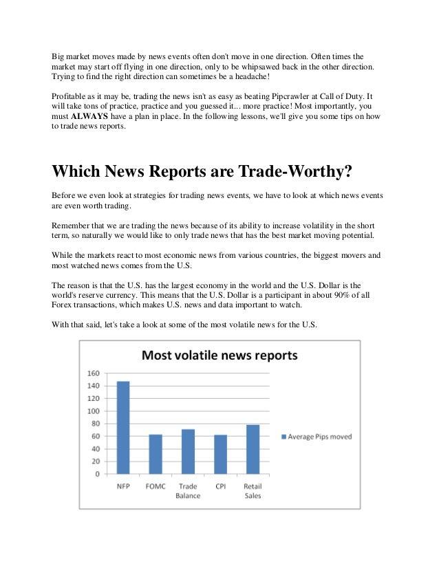 Forex fundamental analysis reports