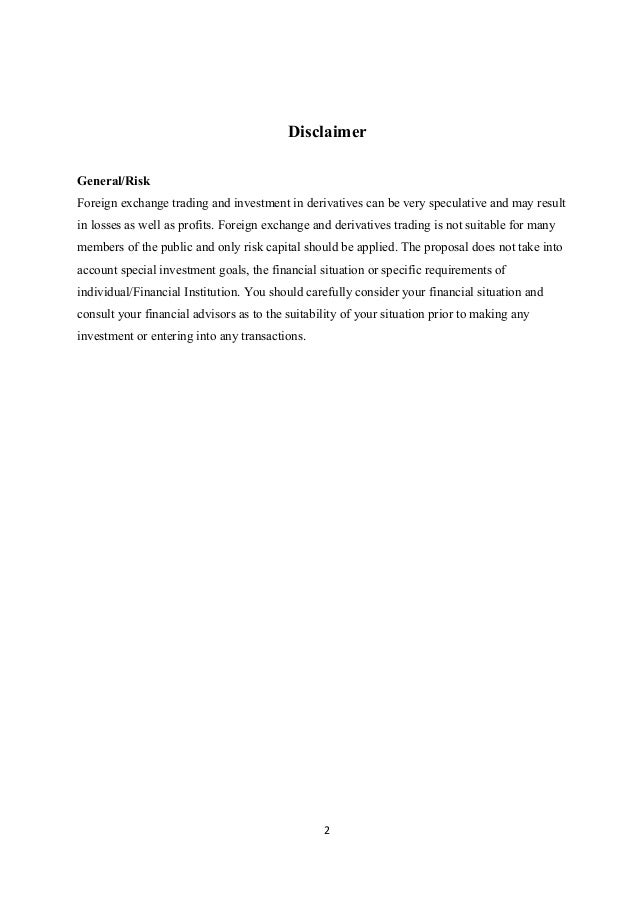 Forex portfolio management