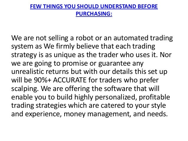 Fxss scalper 4 trading system