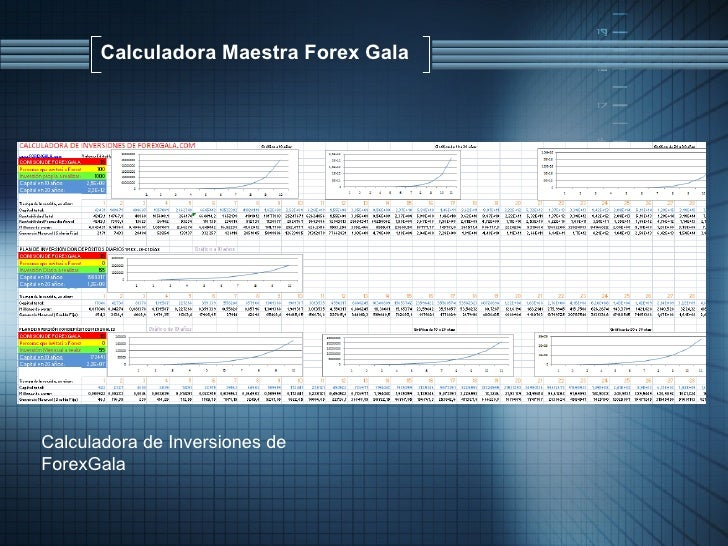 Ac forex inversions chile