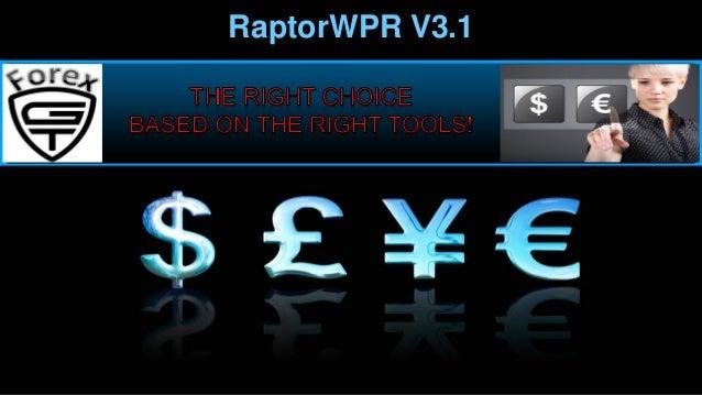 RaptorWPR V3.1