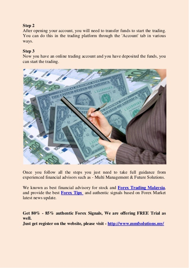 Forex Trading in Malaysia - What You Must Know to Trade?