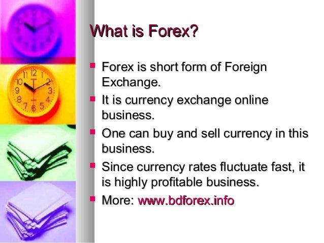 Forex traders in bangladesh