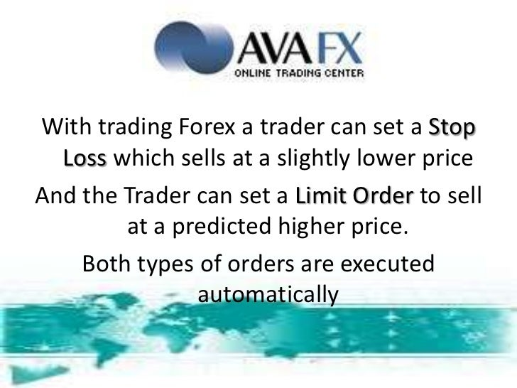 Forex limit order book