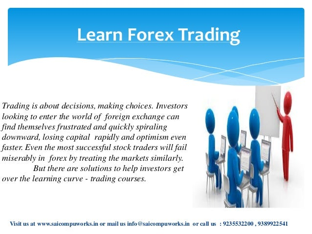 Forex trader earn