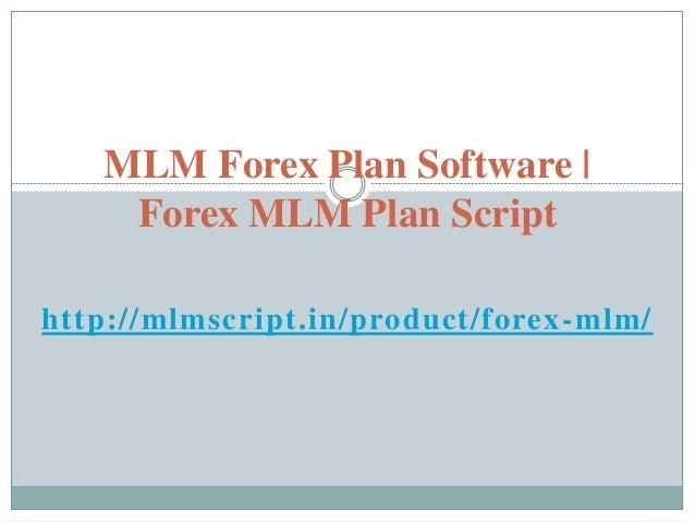 Forex website script