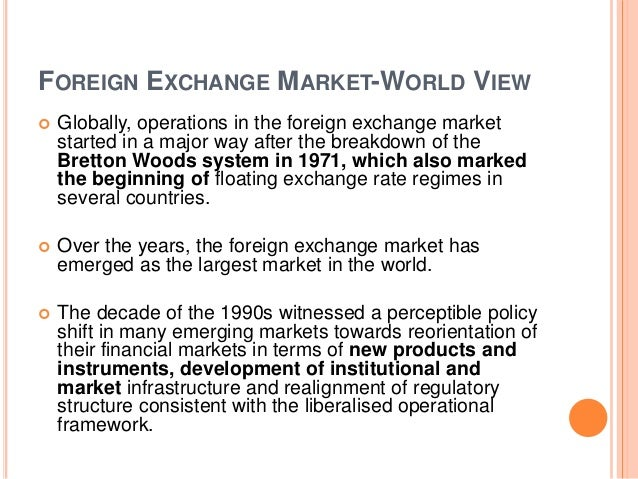 exchange rate mechanisms and regimes in india finance essay Finally, net equity inflows from india, indonesia  south korea, hong kong,   keywords: bond flows, equity flows, exchange rates, regime switching  and  the transition mechanism governing {st} is given by: pl t = exp{φ0 +.
