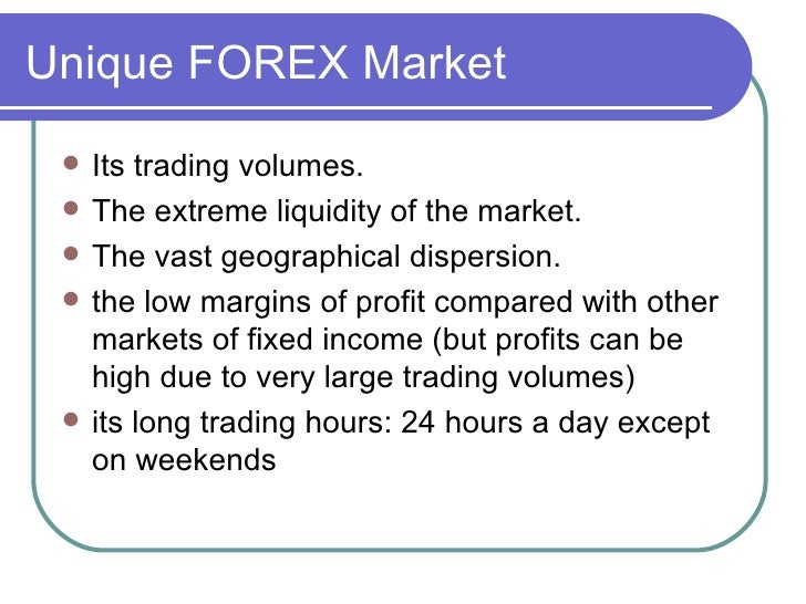 Forex powerpoint template.