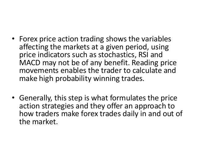 The forex guy price action trading