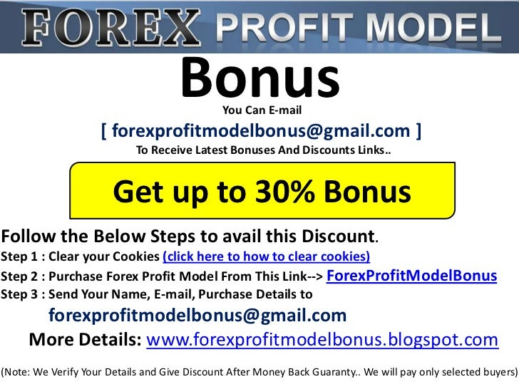 Only profit forex