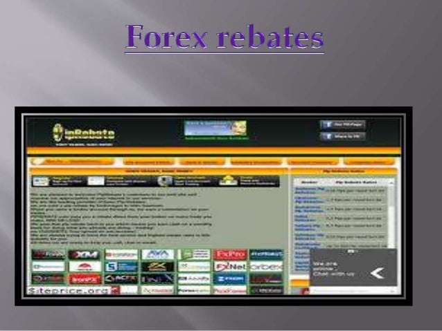 Forex Rebates | CashBackForex | Unbeatable Rebate Rates on best Forex\u2026