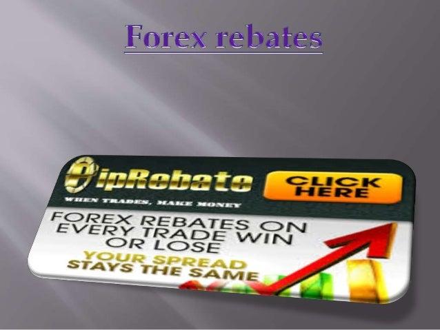 Best forex rebate program