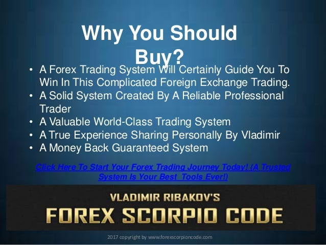 Forex scorpio code review