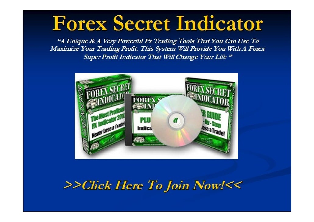Forex secret indicator download