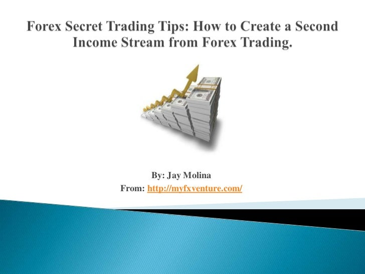 Income in forex trading