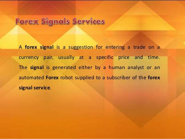 Best forex signals ever