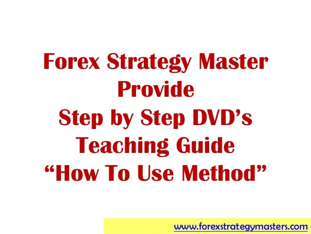 Forex strategy master reviews