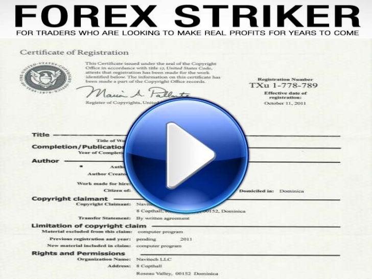 Get 60% Forex Striker EA Robot Discount. Slide 3