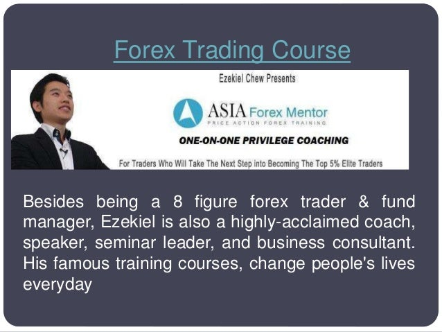 Forex Courses Singapore | Alpha Play Forex Trading School
