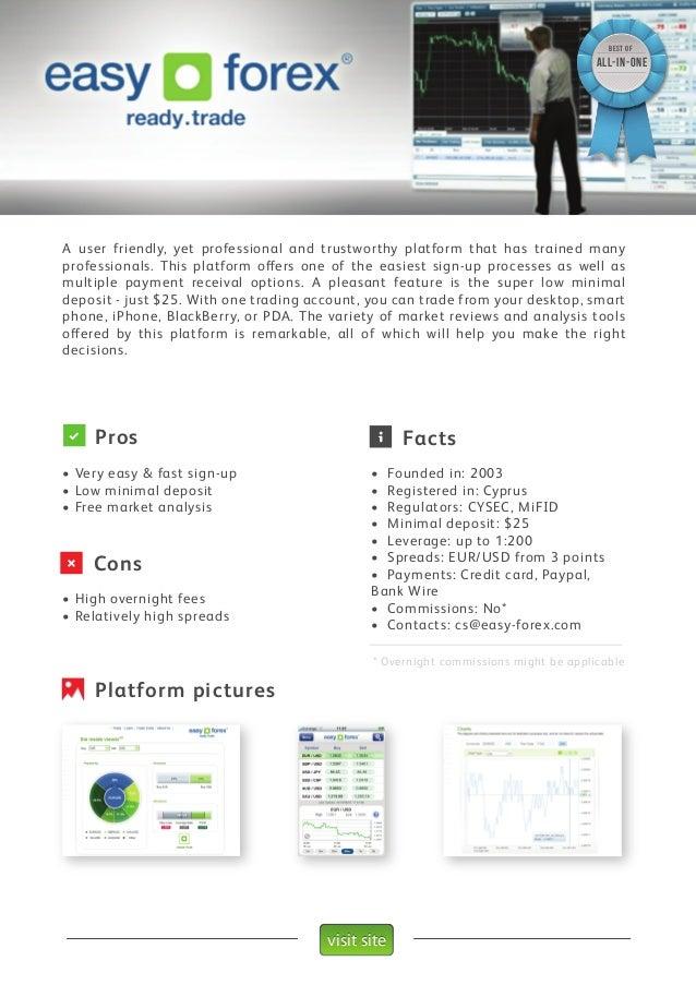 Forex broker using paypal