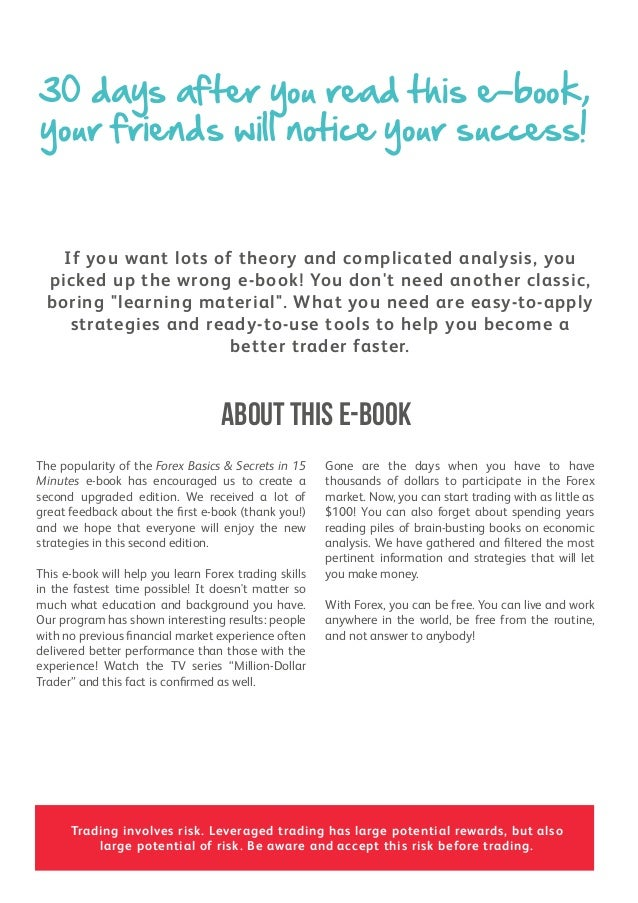 Good advice for beginners in forex trading app