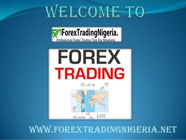 Forex brokers in nigeria