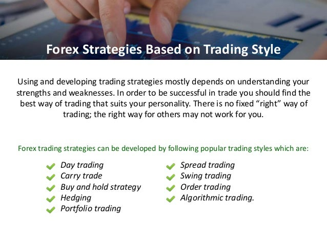 Buy and hold strategy forex