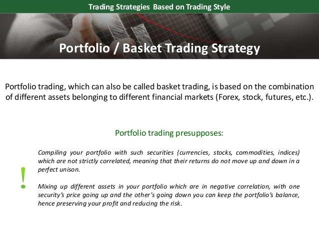Eod forex trading strategies