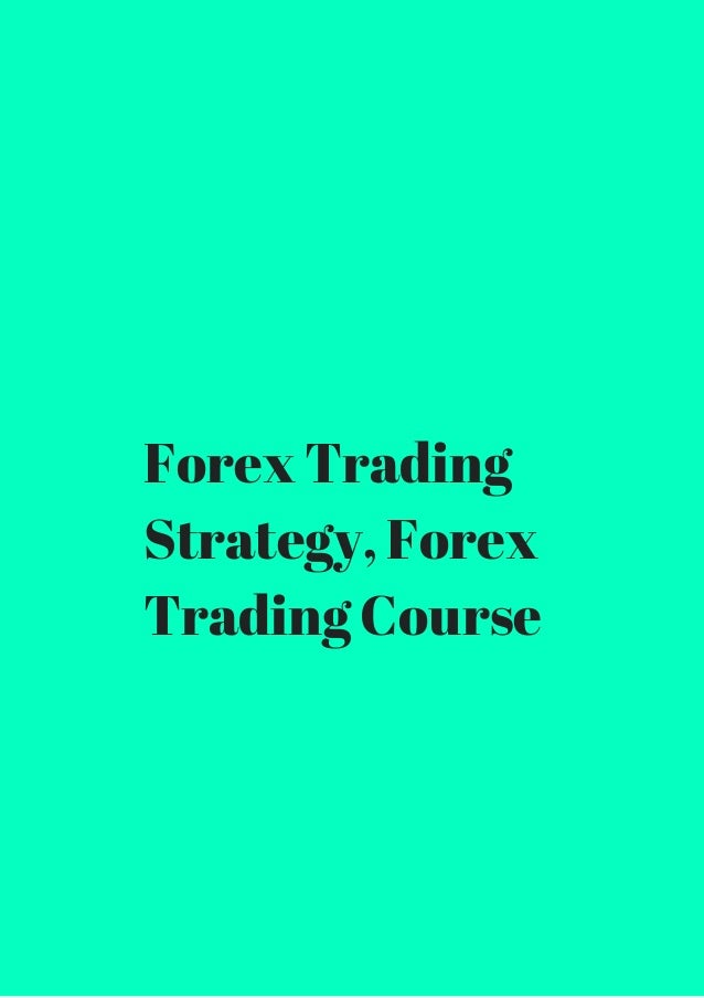 Forex or share trading